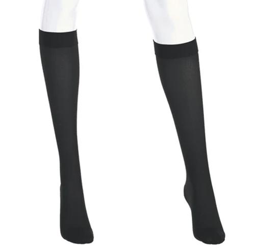 Picture of Medi Assure Closed Toe Knee Highs - 30-40 mmHg XXL reg/wide, Black