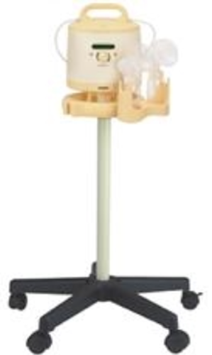 Picture of Trolley for Hospital Grade Breast Pumps