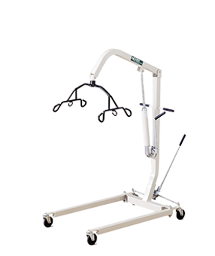 Picture of Hoyer Hydraulic Lifter of 400 lbs. capacity