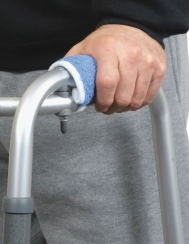 Picture of Walker Hand Grips-Terry
