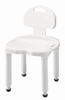 Picture of **Carex Universal Bath Seat Bench w/ Back