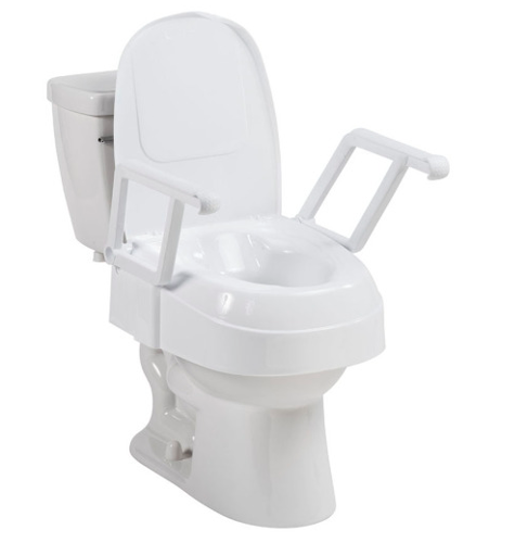 Picture of PreserveTech Universal Raised Toilet Seat