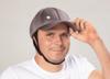 Picture of Baseball Cap Medical Grade Protective Helmet, Platin