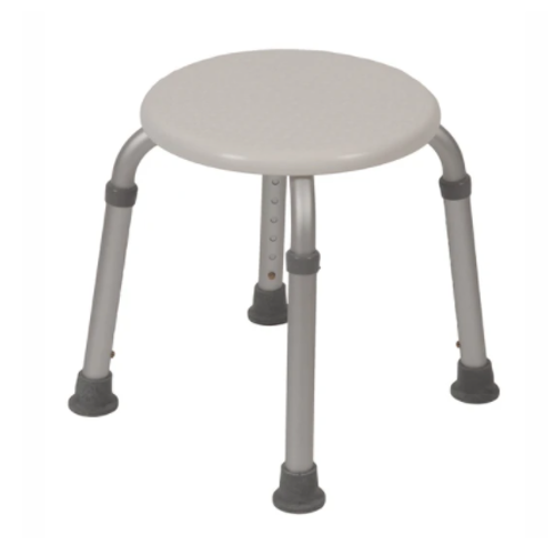 Picture of Adjustable Round Shower Stool