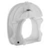Picture of Molded Raised Toilet Seat with Tightening Lock