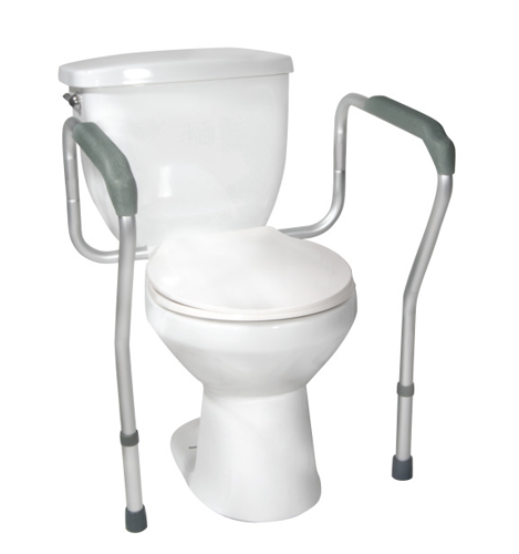 Picture of Toilet Safety Frame- Assembled-CASE of 4