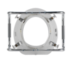 Picture of Adjustable Raised Toilet Seat with Arms