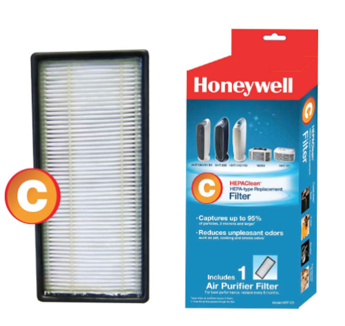 Picture of Honeywell Filters