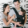Picture of Adapt Baby Carrier Cool Air Mesh - Onyx Black