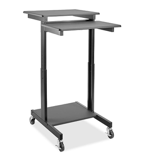 Picture of Workstation Cart - 31 x 24 x 39 - 45