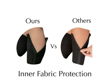 Picture of Open Toe 15-20 mmHg Moderate Zipper Compression Circulation Leg Swelling Socks