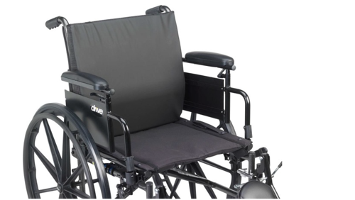 Picture of Lumbar Support General Use Wheelchair Cushion