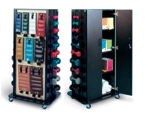 Picture of MULTI-PURPOSE WEIGHT/STORAGE RACK