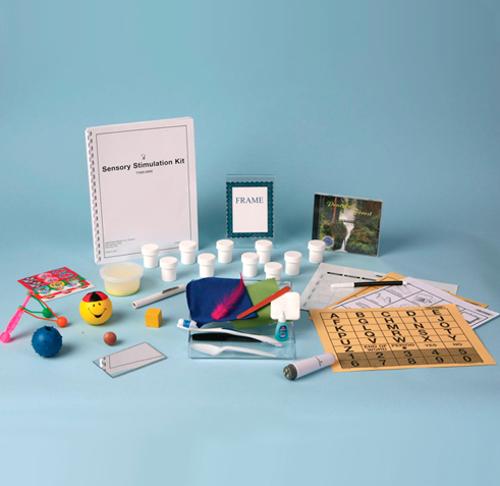 Picture of Sensory Stimulation Activities Kit