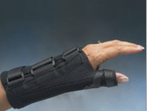 Picture of Comfort Cool D-Ring Thumb & Wrist Orthosis, Long, Medium
