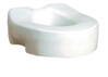 Picture of ProBasics Raised Toilet Seat 4/Case