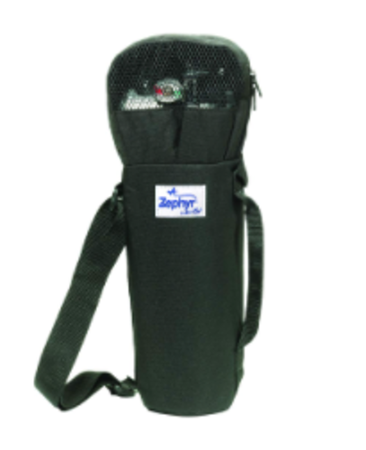Picture of Zephyr Shoulder Bag For M6 Cylinder, Black