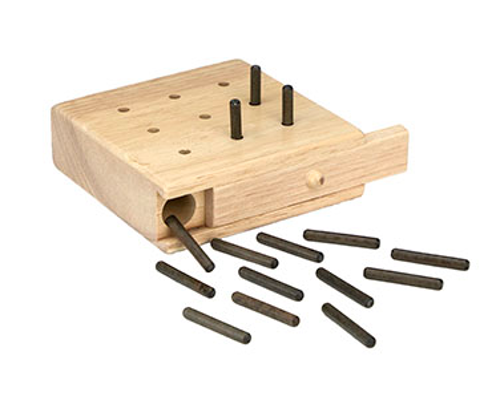 Picture of Baseline 9 Hole Pegboard