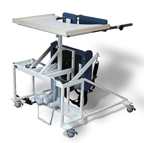 Picture of Bariatric Electric Stand-in Table with Patient Lift