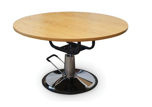 Picture of Round Hydraulic Work Table