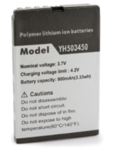 Picture of Lithium Ion Battery for 2nd Gen