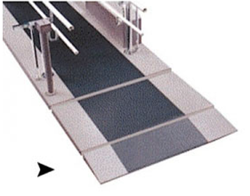 Picture of Tri WG Motorized Parallel Bars 1' Tapered Extension