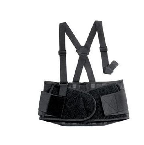 """Picture of Valeo Back Supports, Standard Black Elastic Support Belt 32""""-42"""" Medium"""