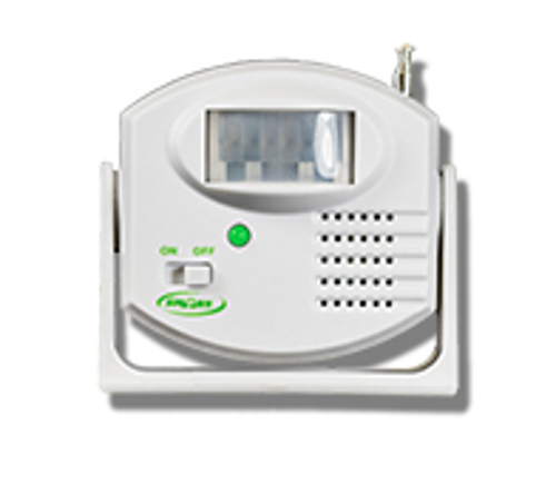 Picture of Motion Sensor to Monitor