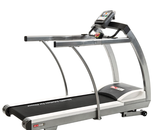Picture of SciFit AC5000M Treadmill