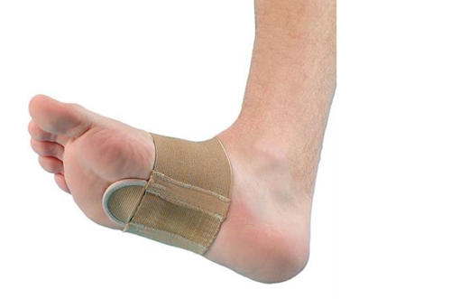 Picture of Arch Support Bandage with Metatarsal Pad