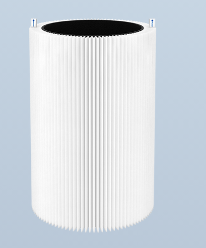 Picture of Blue Pure 411 Particle + Carbon Filter