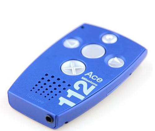 Picture of Milestone 112 Ace Voice Recorder