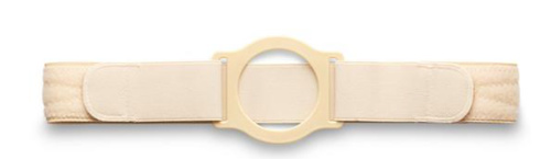 """Picture of Nu-Comfort Belt for Ostomy and Hernia Support,4"""" wide XXL Ring Plate Size: 2-3/8"""