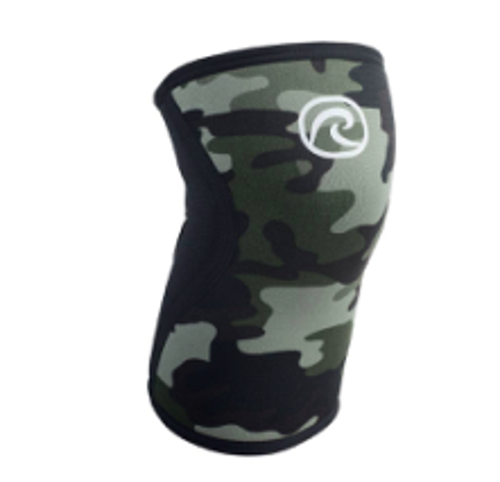 Picture of Rehband Rx 5mm Knee Support, Large, Camo