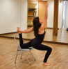 Picture of Backless Yoga Chair