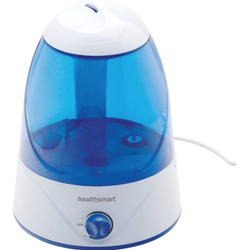 Picture of Humidifier - Cosmo Mist Cool Mist Ultrasonic Humidifier, Whisper Quiet, Runs 50 Hours, Filter Free, Blue