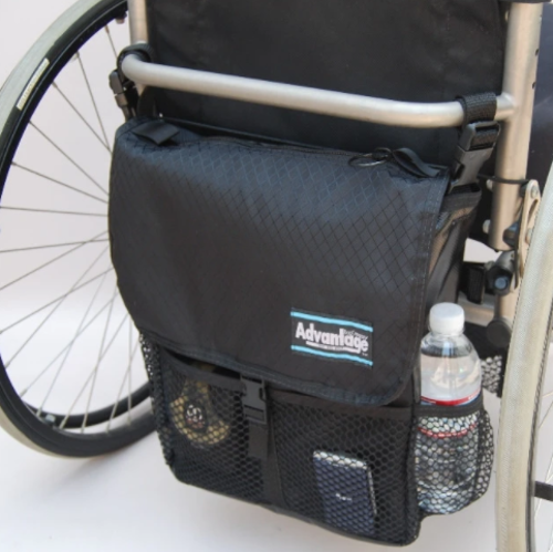 Picture of Wheelchair/Scooter Sports Pac™ With Optional Strap System