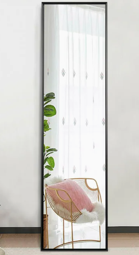 Picture of NeuType Frame Free Standing , Floor and Wall Oversize Full Length Mirror