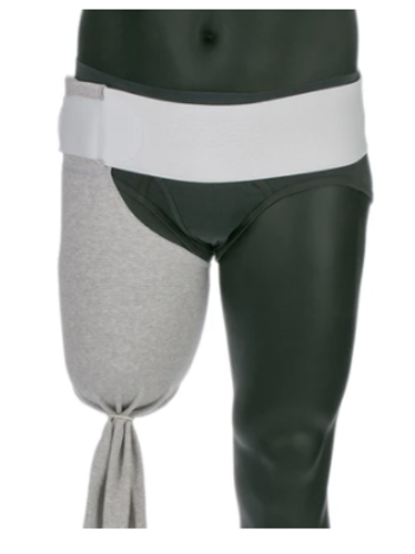 Picture of Knit-Rite Compressogrip AK Shrinker, Antimicrobial, Hip Band, 25-30mmHg Compression