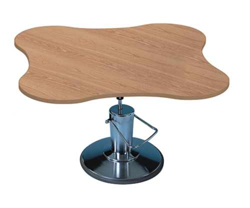 Picture of 4-Cutout Hydraulic Table
