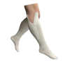 Picture of Closed Toe 20-30 mmHg Zipper Compression Stockings