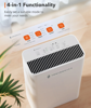 Picture of HEPA H13 Air Purifier for Home, Home Air Cleaner Filtration System