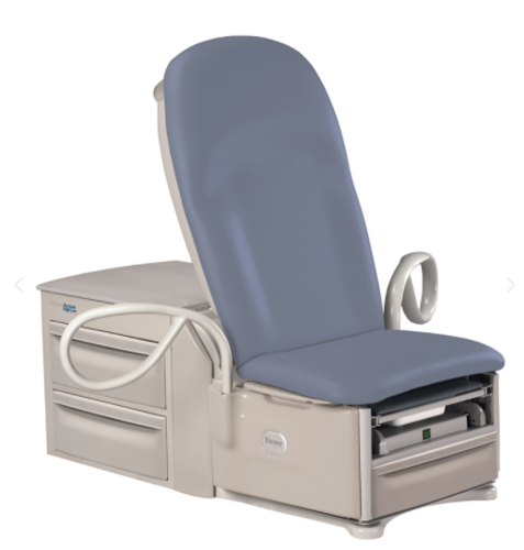 Picture of Power Back Exam Table Access™ High-Low Power Height 450 lbs. Weight Capacity