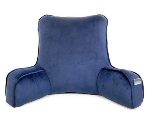 Picture of Therapedic® Oversized Backrest Pillow in Navy