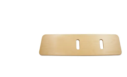 """Picture of Non-Tapered Transfer Board- 40"""", 2 hand holes"""
