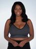 Picture of The Danika - Cotton Seamless Athleisure Sports Nursing Bra