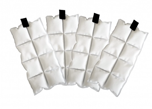 Picture of TECHNICHE®Cooling Inserts for Cool Pax™ Cooling Vests with Hook and Loop Stabilizers. 4/pk