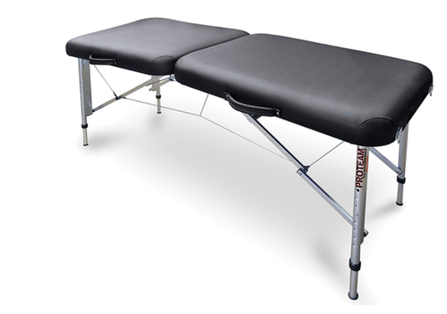 Picture of Portable Treatment/Sideline Table- Black