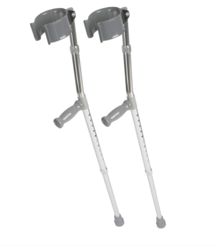Picture of Forearm Crutches