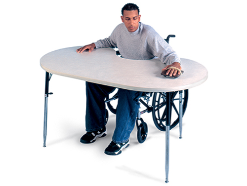 Picture of Powder Board Table